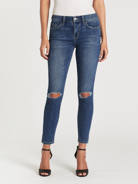 Current Elliott The Stiletto Jean - Rigid Indigo