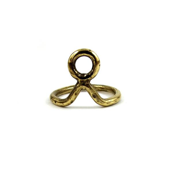 Laurel Hill Beacon Ring