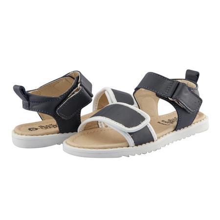 KIDS Old Soles Tip-Top Sandals - Navy Blue