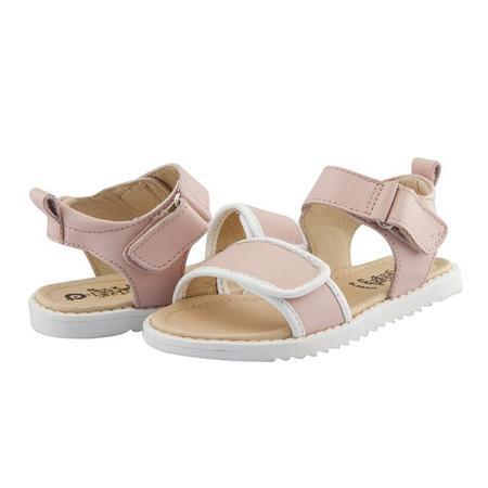 KIDS Old Soles Tip-Top Sandals - Powder Pink