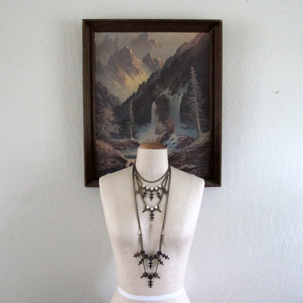 Laurel Hill Ritual Necklace
