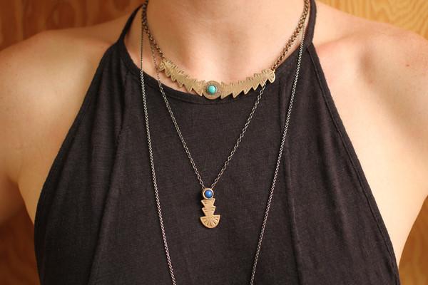 Laurel Hill Seer Necklace