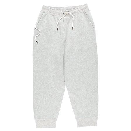 CRAIG GREEN Laced Sweatpants - Grey