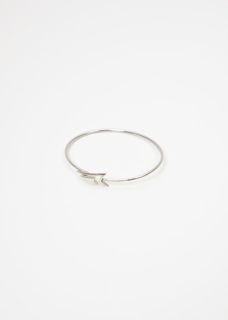 Alan Crocetti Vortex Bracelet - Silver