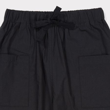 KIDS Caramel Cornel Trouser - BLACK