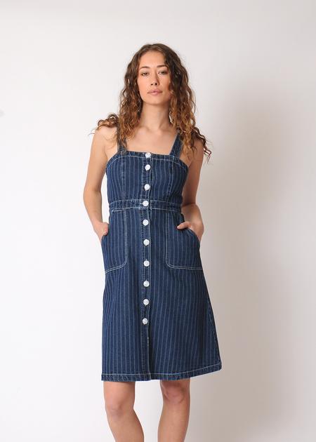 Rachel Antonoff Alma Dress - Stripe