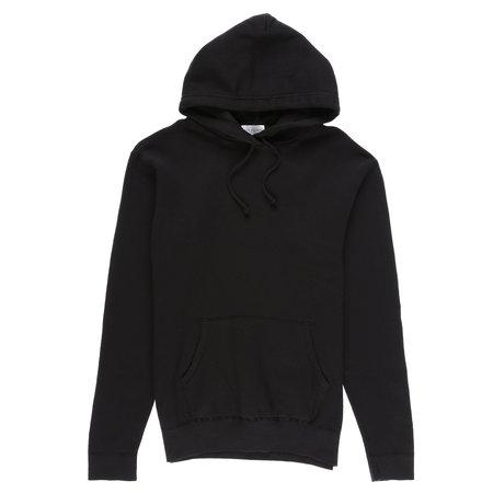 John Elliott Vintage Fleece Hoodie - Vintage Black