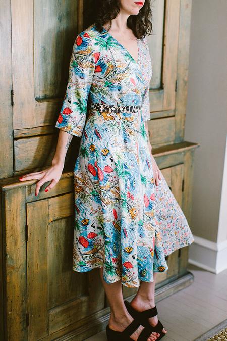 La Prestic Ouiston Dress