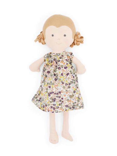 Kids Hazel Village Fern doll in Tea Party Dress
