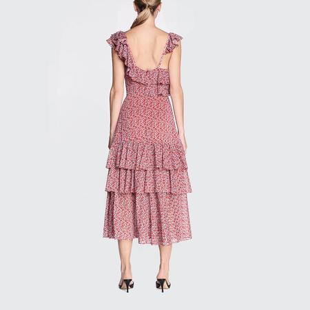 2632105b8358 Marissa Webb Lisandra Print Dress ...