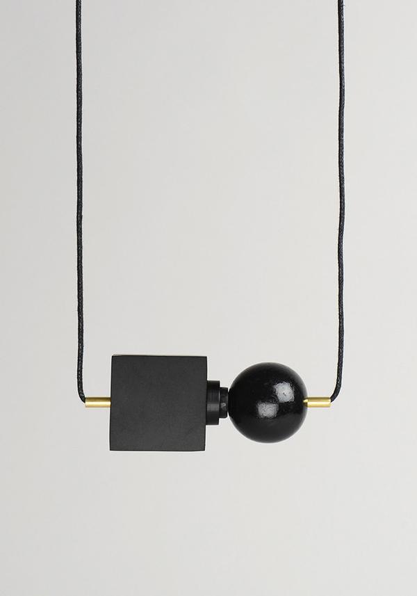 Tom Pigeon Totem 003 Necklace