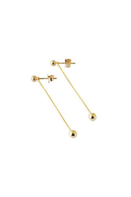 Rebekka Rebekka Gold Trine Earplugs