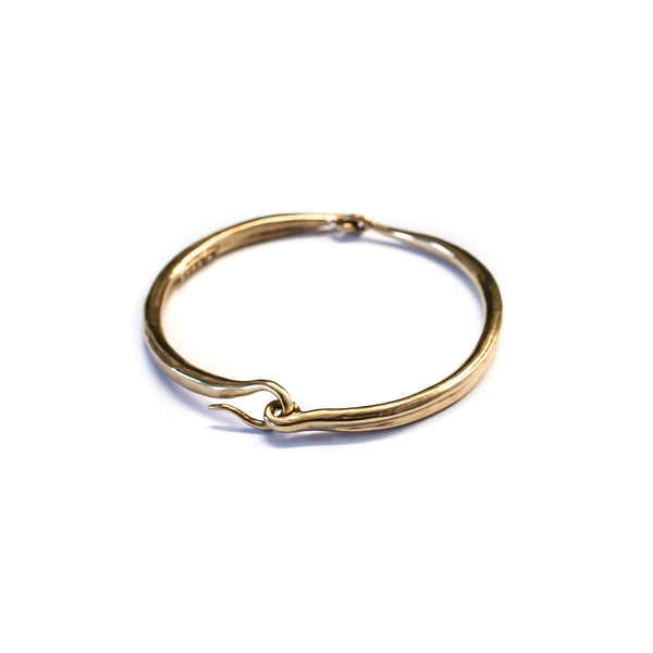 K/LLER Collection Hinged Bangle