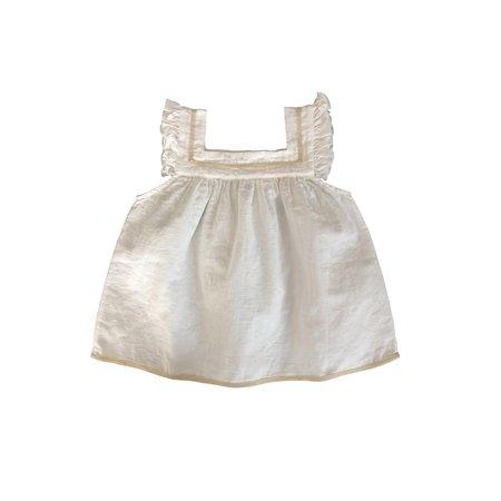 KIDS Liilu Peppa Pajama Set - Off-White