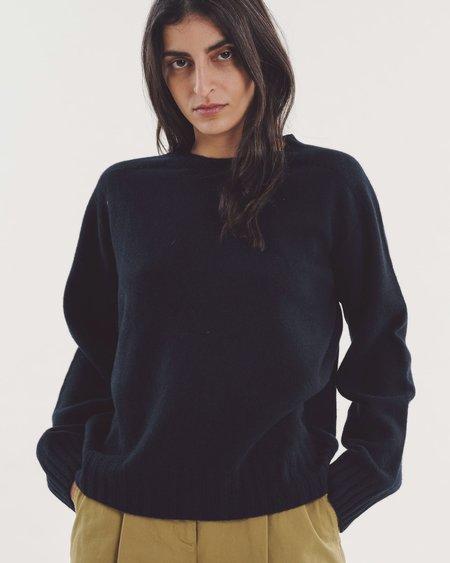 YMC Ingrid Knit - NAVY