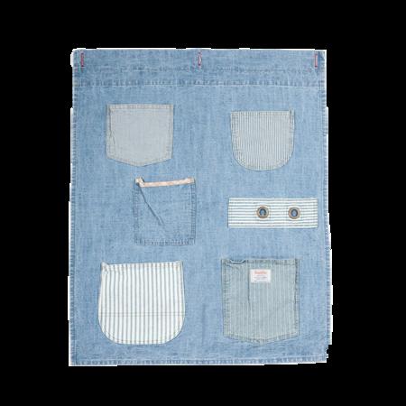 J Carrot / Basshu WALL ORGANIZER - Denim Blue
