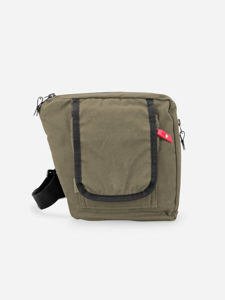 bolstr 2.0 Small Carry EDC Bag - Olive Drab Canvas