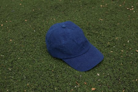 COLORANT RAW SILK FITTED CAP - SOLID