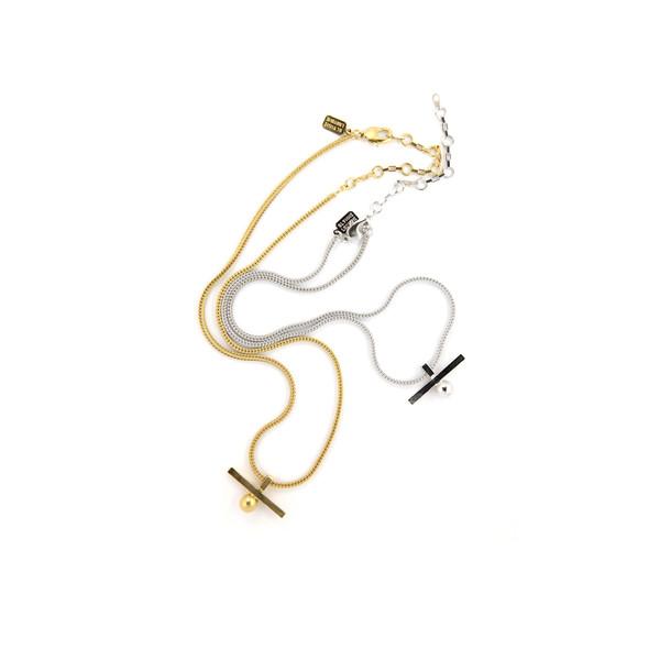 Alynne Lavigne T-Ball Necklace