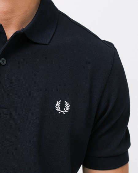 Fred Perry Polo Plain Fred - Navy