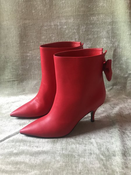 Vivetta Corcos Boots - Red