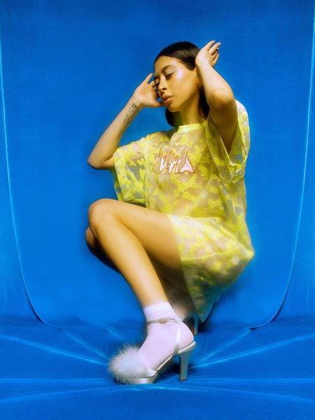 Vivetta Pallene Shirt - yellow