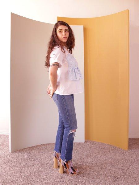 Vivetta Zerro Shirt - white