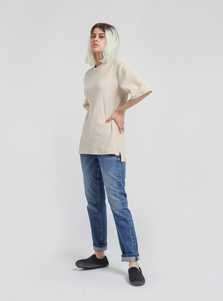I AND ME Essential T - Nude