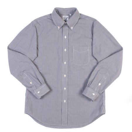orSlow Button Down Shirt - Gingham