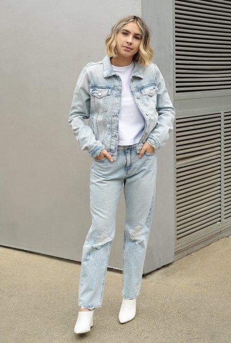 Hudson Jeans Classic Trucker Jacket - Save Tonight