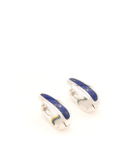 Luz Ortiz Inlay Mara Earrings