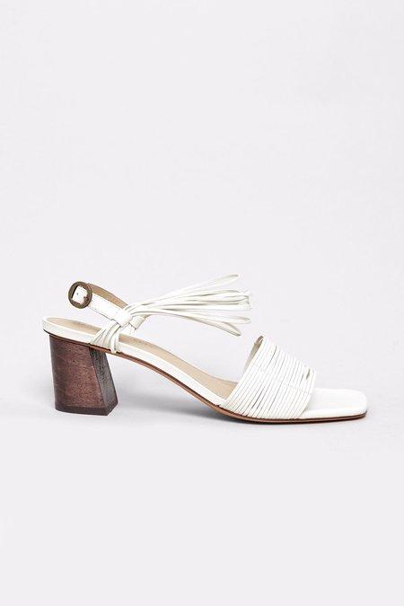 eac0cab088 Mari Giudicelli Vitta Sandal - Off White ...