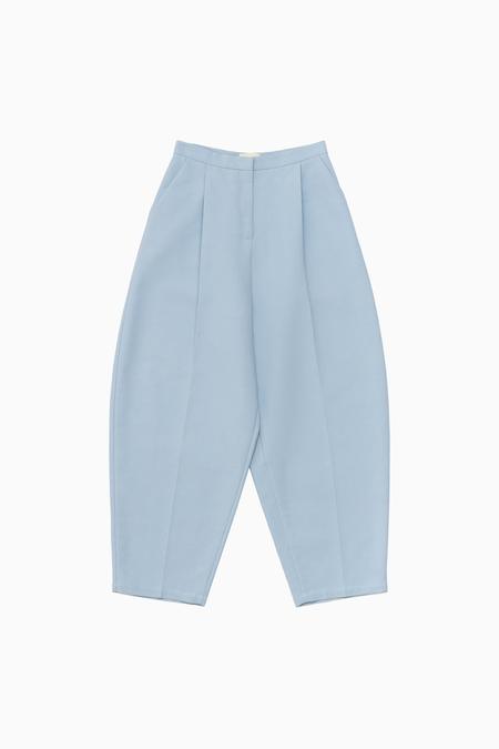 Samuji Egan Trousers - Light Blue