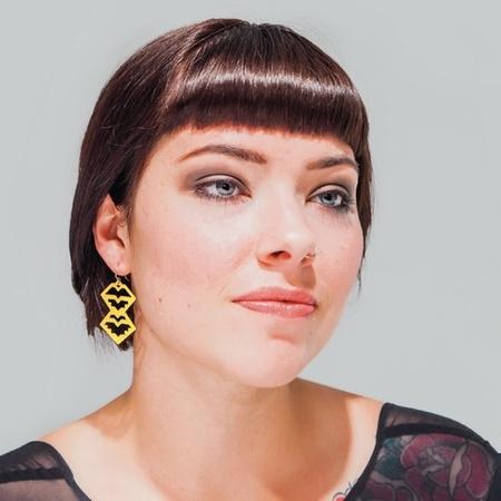 Nikki Jacoby Hatsya Earrings
