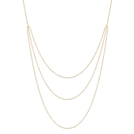 Ariel Gordon 14K Gold Dust Necklace