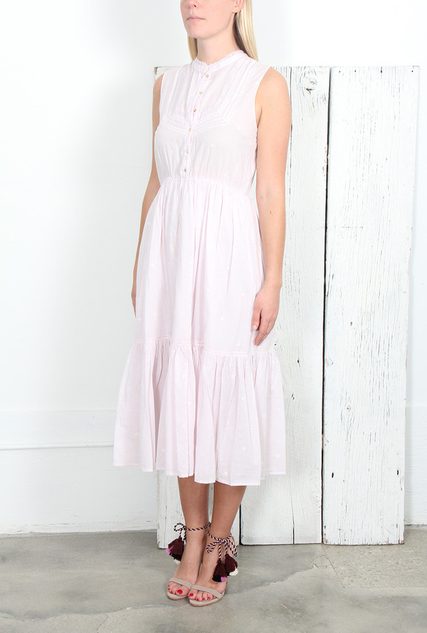 ULLA JOHNSON CONCHA DRESS