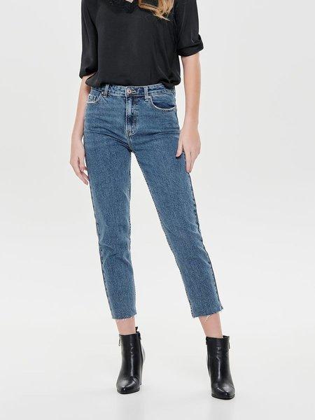 BESTSELLER ONLY High Waist Straight Leg Denim