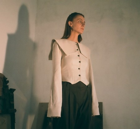 POLYHEDRON Fauteuil blouse
