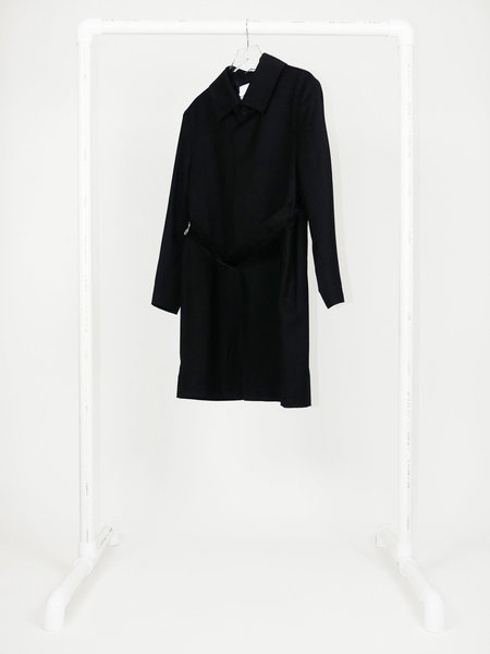 MATTHEW MILLER RAIN COAT - BLACK