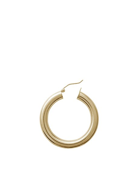 IGWT Jewelry Tube Hoops - Gold