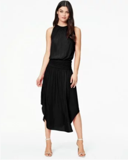 Ramy Brook Audrey Dress - Black