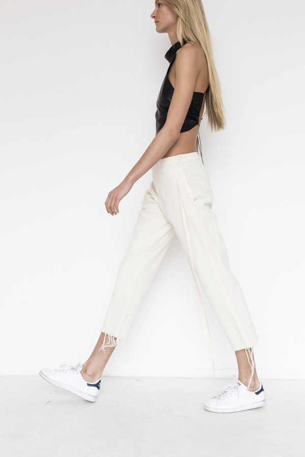 Collina Strada Canvas Interrupted Pant