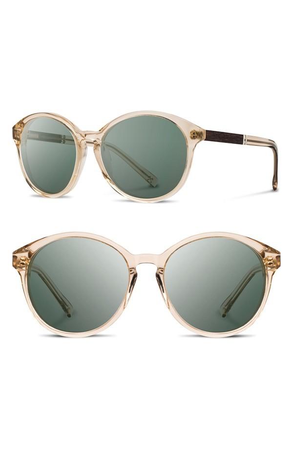 Shwood Bailey Oversized Sunglasses