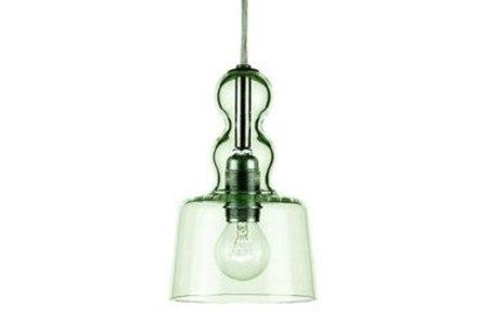 Michele de Lucchi ACQUAMIKI PENDANT LAMP - TRANSPARENT GREEN