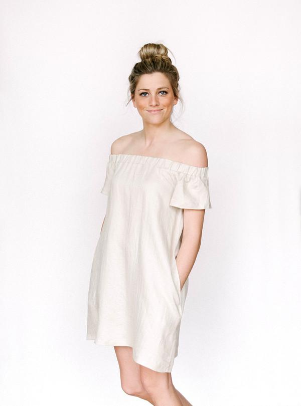 Lush Off Shoulder Dress