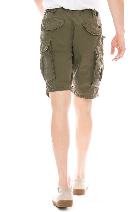 Relwen Vintage Commando Shorts - Surplus Olive