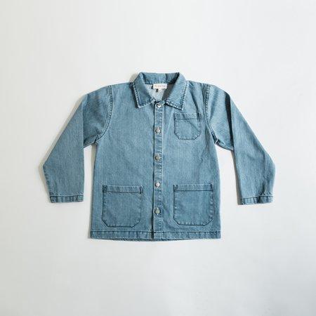 KIDS We Are Kids Hadrien Work Jacket - Light Denim