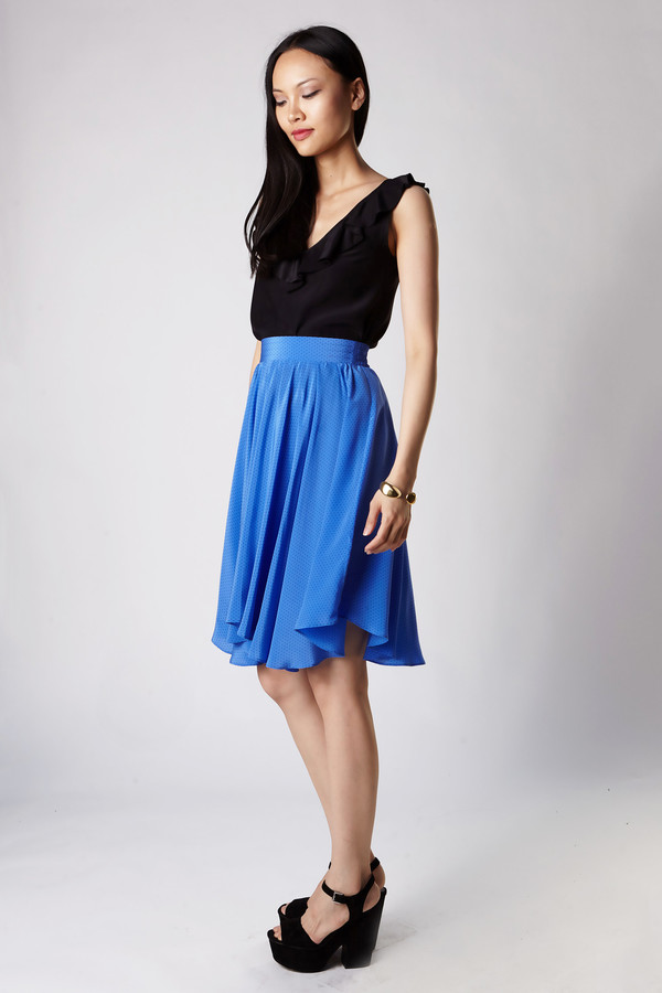 Raquelle Party Skirt