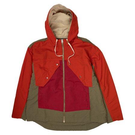Garbstore Co Op Jacket - Red