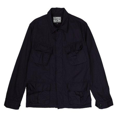 August Fifteenth Ripstop Jungle Jacket - Navy